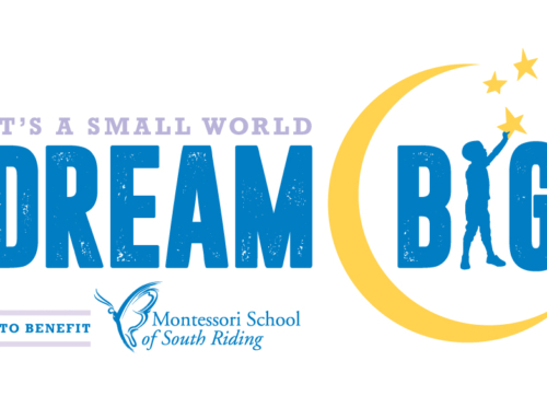 Dream Big Fundraiser Event Logo