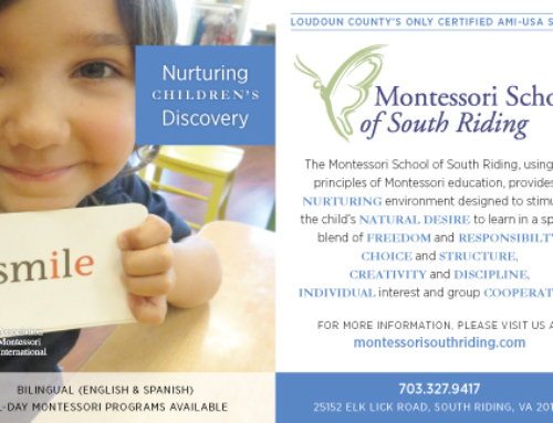 Montessori School of South Riding Ad